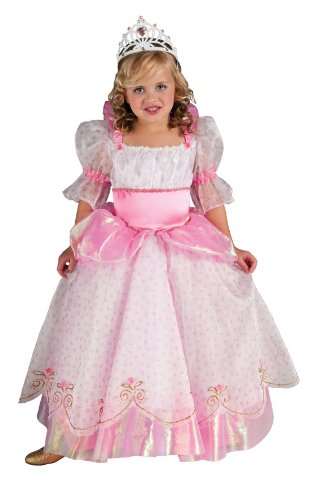Pink Princess Costume, Medium (Disney Princess Pageant Dress)