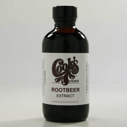 Cook's Root Beer Extract 4 oz