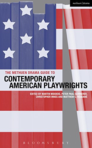 The Methuen Drama Guide to Contemporary American Playwrights (Plays and Playwrights)