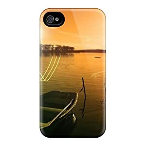 Boat Fashion Tpu 4/4s Case Cover For Iphone