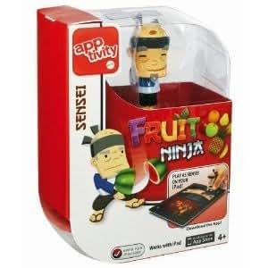 Amazon.com: Toy / Game Fruit Ninja Apptivity Game Includes ...