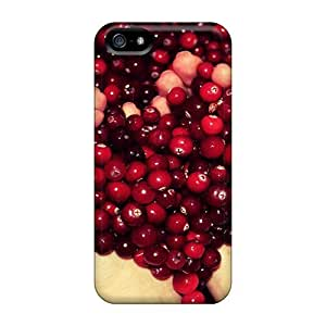 Ideal DeannaTodd For HTC One M7 Phone Case Cover (autumn Free Autumn S Cranberry Heart), Protective Stylish Cases