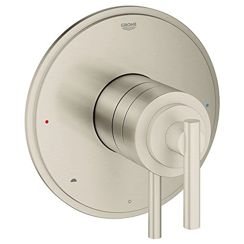 Grohflex Timeless Dual Function Pressure Balance Trim With Control ()