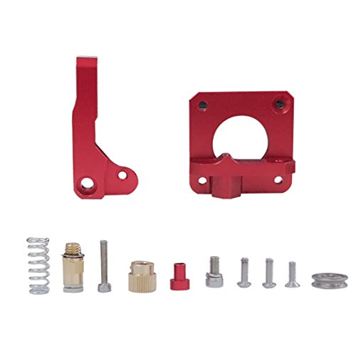 Extruder Drive Feed Aluminum MK8 Upgraded Replacement for Reprap i3 3D Printer for CR-10 CR-10S