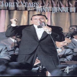 Forty Years: The Artistry Of Tony Bennett (4CD) By Tony Bennett (1991-07-02)
