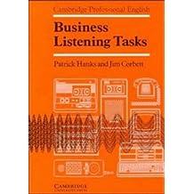 Business Listening Tasks Student's book