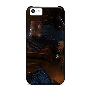 Hot Alien 3d First Grade Tpu Phone Cases For Iphone 5c Cases Covers