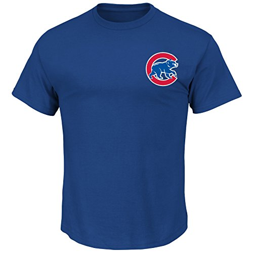 Chicago Cubs Kris Bryant Youth Royal Blue Name and Number T-Shirt (Youth XL)