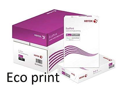 Xerox Ecoprint - Papel de impresión para impresora láser y ...