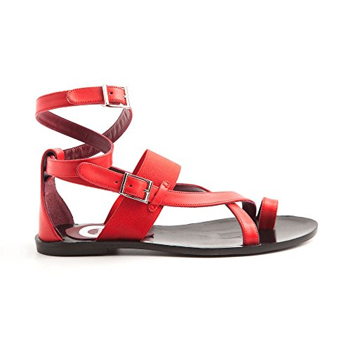 Beatnik Shoes, Scarpe stringate donna tinta unita