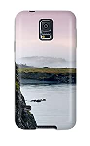 For Coast On Skerwink Trail Near Trinity East Protective Case Cover Skin/galaxy S5 Case Cover 9204693K64475436