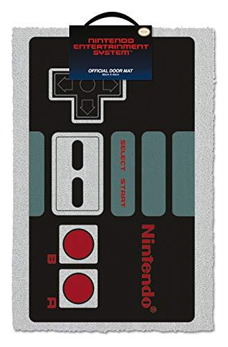 Merchandiseonline NES Controller - Door/Floor Mat (Size: