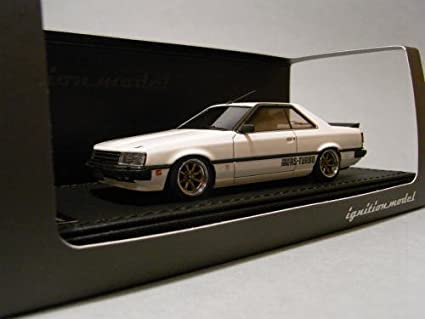 ignition model 1/43 Nissan Skyline 2000 RS Turbo DR30 White