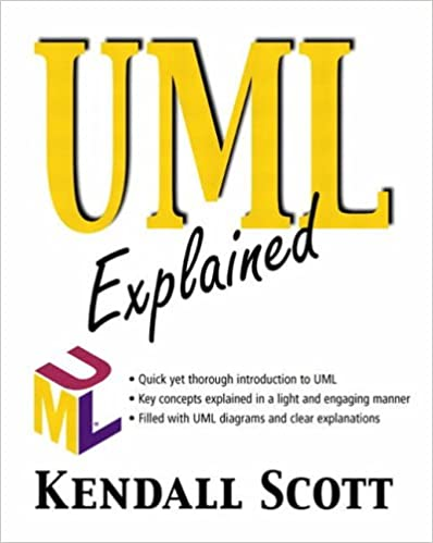 Book UML Explained