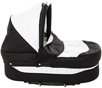 30 noir /& graphite si/ège auto inclus les adaptateurs, habillage pluie, moustiquaire, roues pivotantes 62 couleurs Chilly Kids Matrix II 3 en 1 Poussette combin/ée