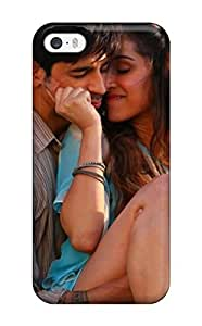 Hot 2395223K45362789 New Style Hard Case Cover For Iphone 5/5s- Ek Villain Movie Indian Couple Romantic Photo