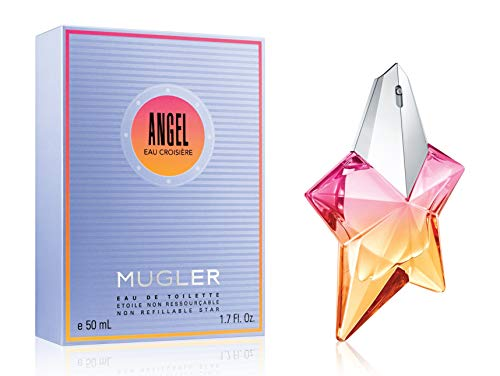 - Thierry Mugler Angel Eau Croisiere Eau De Toilette Spray for Women 1.7 Ounce