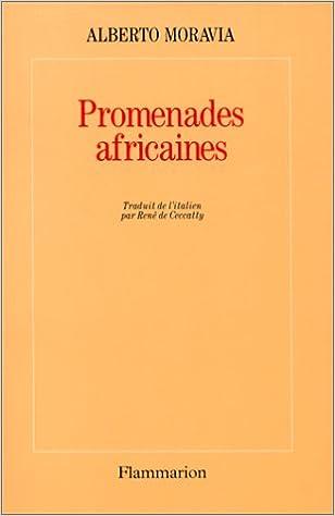 Livre Promenades africaines pdf ebook