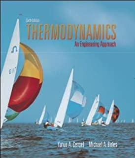 Loose leaf version for thermodynamics an engineering approach 7e thermodynamics an engineering approach with student resource dvd fandeluxe Images