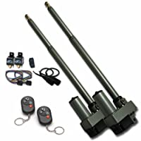 AutoLoc TONNOSD2 Heavy Duty Dual Bolt-In Power Tonneau Cover Opener with Remote