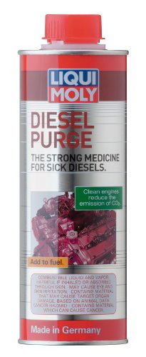 (Liqui Moly 2005 Diesel Purge - 500 ml)