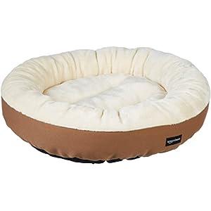 Amazon Basics – Cama redonda para mascotas