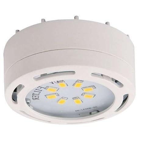 Ledp120wh 120v direct led puck light white under counter ledp120wh 120v direct led puck light white mozeypictures Images