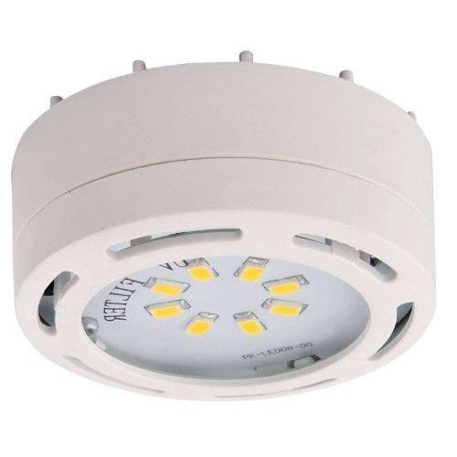 120v Puck Lights - LEDP120WH - 120V Direct LED Puck Light-White