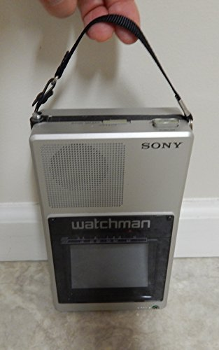 Sony Watchman Portable TV Model FD-40A (Made in - Sony Tv Portable