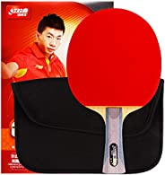 DHS Ping Pong Paddle Table Tennis Racket A6002-Shakehand