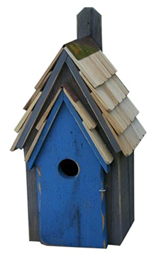 Heartwood 006H Bluebird Manor Decorative Bird House ()