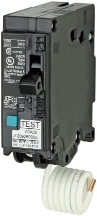 Siemens Siemens, 15 Amp, Single Pole, 120 Volt, 22,000 AIC, Plug On, Combination AFCI Breaker