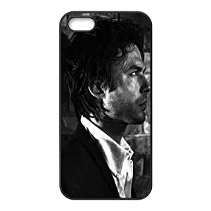 Ian Somerhalder_003 iphone 5 5s Cell Phone Case Black Protective Cover