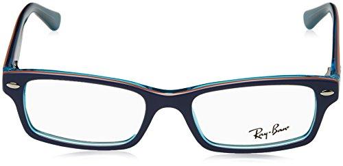 Niños top ban 0ry1530 Azul Ray Monturas Para On De Azure Transp Blue Gafas xY8Sx1qwg