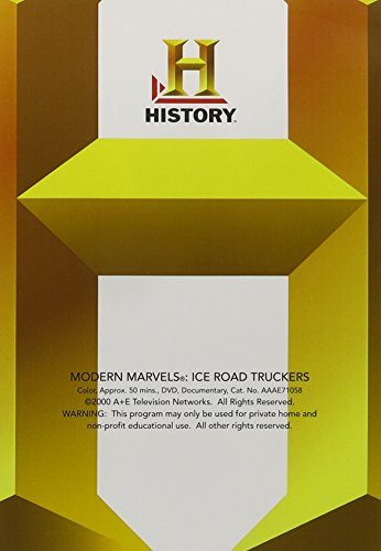 Modern Marvels: Ice Road Truckers by A&E Video