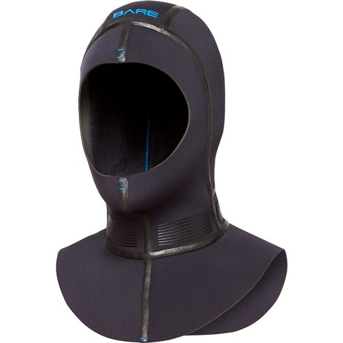 Bare Sealtek Cold Water Hood (Large) (Bare Dive Suits)