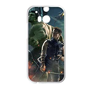 Malcolm The Avengers Phone Case for HTC One M8 case