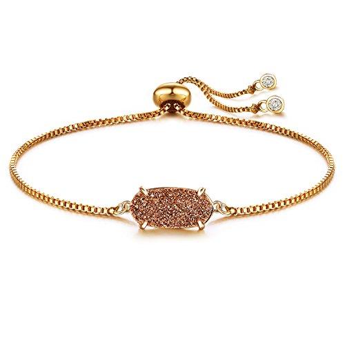 Quartz Tennis Bracelet - 4