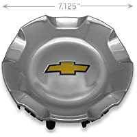 REPLACEMENT PART:ONE 07-13 CHEVROLET SILVERADO TAHOE AVALANCHE SUBURBAN WHEEL HUB CENTER CAP by Replacement