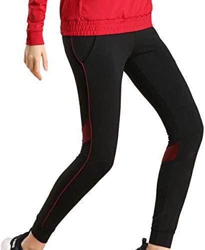 Leggings Deportivos de Medias para Mujer, Pantalones de Yoga Slim ...