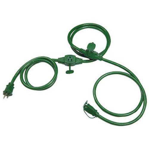 UPC 052088013953, KAB ENTERPRISE KAB-302N Multi Outlet Cord