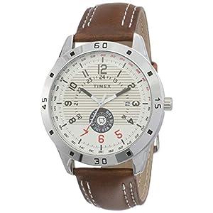 Timex Fashion Analog Multi-Color Dial Men's Watch-TI000U90000