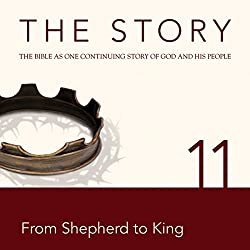 The Story, NIV: Chapter 11 - From Shepherd to King (Dramatized)