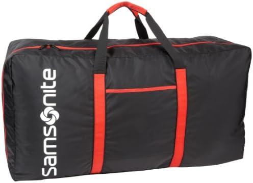Samsonite Tote-A-Ton 32.5-Inch Duffel Bag, Black, Single