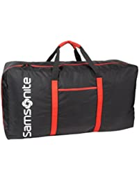 Tote-a-ton 32.5 Inch Duffle Luggage, Black, One Size