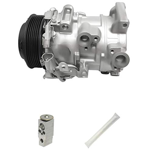 - RYC Remanufactured AC Compressor Kit KT BI36