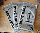 kirby 9 - (9)Kirby Heritage II Series Vacuum Cleaner Sweeper Bags
