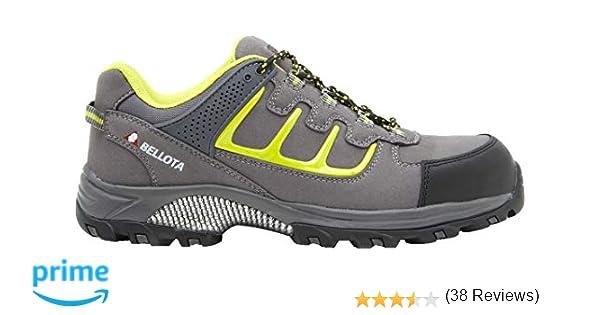 Bellota 72212G-41 Zapato Trail Gris S3, Talla 41: Amazon.es: Bricolaje y herramientas