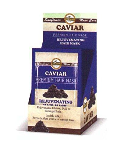 Difeel Premium Hair Mask - Caviar 50 ml Fiske Industries