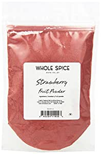 Whole Spice Strawberry Fruit Powder, 4 Ounce
